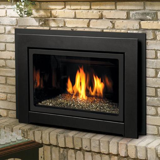 Marquis Capella Fire Glass Direct Vent Gas Insert Michigan
