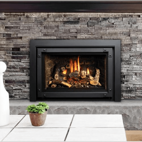 DIRECT VENT GAS INSERT FIREPLACE
