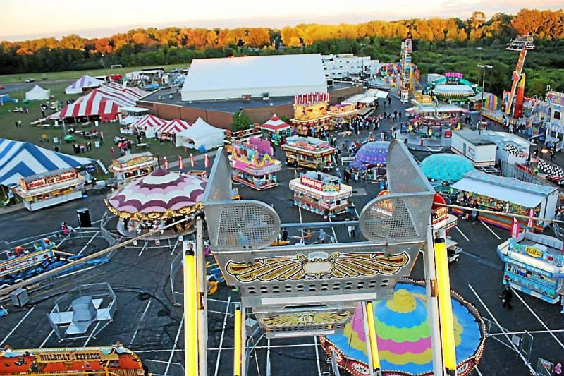 Troy family daze festival has many things to enjoy from food to rides to entertainment